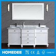 Homedee l Shaped Japan Style Bathroom Vanity Home Furniture