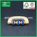nueva madera masajeador masajeador masajeador de mano el cuello hacia atrás los pies los músculos de los brazos de niza