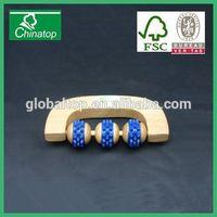 NEW wooden massager massager handheld massager BACK NECK FEET ARMS MUSCLES NICE