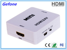 HDMI to RCA, HDMI to RCA Converter Box Support 1080p