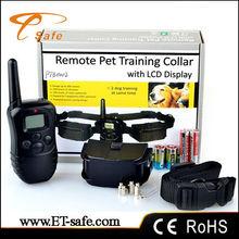 dogs training device shock collar pet training collar Shock Vibrative Trainer Bark Collar