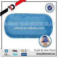 Reusable freezer pad gel for rehabilitation