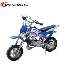 Air Cooled 2 Stroke 49cc dirt bike
