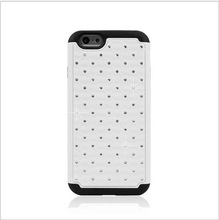 universal trendy silicone phone case ,rhinestone bling cell phone case cover