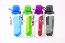 plastic water bottle popular in South eastern Asia water bottle