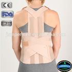 upper back velcro orthopedic posture support brace