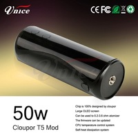 2014 OEM/ODM Factory supply replacement battery for e-cigarette(Cloupor T5)