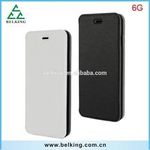 Black & White case For iPhone 6 Plus, Classic leather case for iPhone 6 Plus