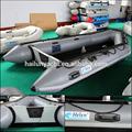 Melhor do pvc/hypalon barcoinflável do barco de alumínio com preços baratos