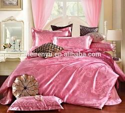 Bridal comforter luxury wedding bedding set