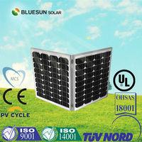Bluesun solar portable 200w folding solar panel