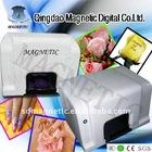 2014 hot sale CE standard digital portable nail art painting machine