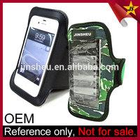 Wholesale cheap mobile phone waterproof sport armband jogging case
