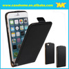 5.5 inch Genuine Leather Flip Case For iPhone 6 Plus