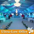 luxo tenda de casamento salão de festa com música e equipamento de palco