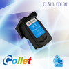 Remanufactured ink cartridge for canon CL513 PG512