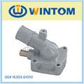 2014 toyota prado nuevos modelos para el agua de salida de la vivienda del termostato 16303-61010