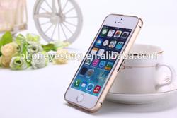 Cheap price For iphone 4/4s/5/5s aluminum metal bumper