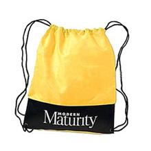small waterproof backpack , Cheap Polyester Drawstring Bag