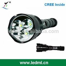 3x CREE XM-L T6 cree led flashlight 2000 lumens