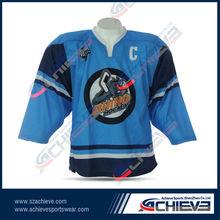 Custom new york rangers hockey jersey
