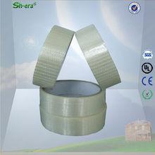 Single-sided ptfe coated fiberglass fabric tape