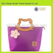 2014 Hot sale fashion elegant hello kitty tote bag blank