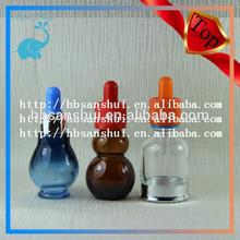 special design bottles for customers eye dropper bottle