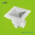 Faible bruit de bain hôtel d'échappement, 50hz 220v ventilateur de plafond