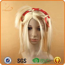 High quality new arrivals hair accessories Synthetic Party wig Costume Lady's Wigs for Carnival Day JSN10