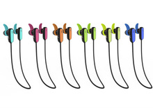 2014 Newest In-ear new designer music bluetooth stereo headset long operation range for mobile phones