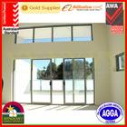 Aluminum Sliding Door Drawings Double Glazed Aluminium Windows And Doors hot sale in Canada