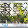 PVC Coated Chain Link Garden Fence Chain Link Fence Mesh Fabric China Factory Wholesale Chain Link Fence
