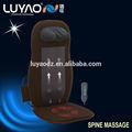 Electric massagem shiatsu mat para trás ly-803a-2