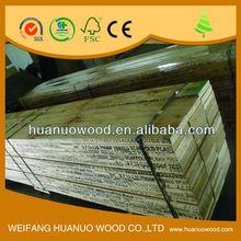 scaffolding wood plank