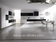 Modern modular high end home kitchen cabinet design(PETG,UV, ACRYLIC)