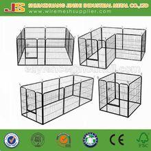 Hot Sale !! 80x80cmx8 Panels Puppy Playpen Dog Cat Rabbit Exercise Fence Pen