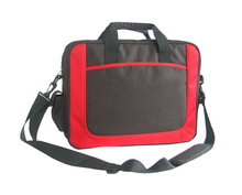 Polyester laptop computer bag
