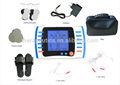 tens ems masajeador mini vibrador mini masajeador de cabeza mini masajeador portátil