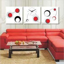 Home modern design decorative art fashion trend clock