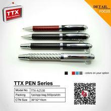 Good market ballpoint pen metal, ballpoint pen metal with various styles