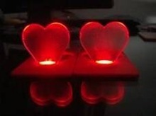 Put in Purse Wallet Portable Pocket Card Lamp LED Small Night Light for valentine's day