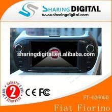 "6.2"" Car Stereo Bluetooth Dvd Touchscreen for Fiat Citroen Peugeot Car Radio"