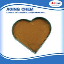 sodium lignosulphonate calcium lignosulfonate concrete admixtures