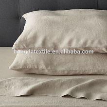 Natural Linen 100% Flax Duvet cover set