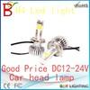 h4 auto led lamp,h4 led,led car lamp 24v