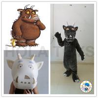 Gruffalo mascot costume/adult mascot for sale