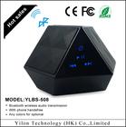 high quality mini mushroom bluetooth speaker with FCC