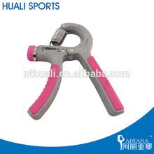 2014 ADJUSTABLE Fitness foam hand grip/ hand exercise