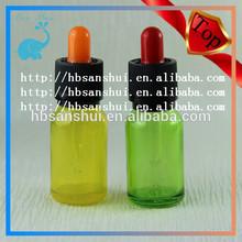 beautiful&elegant glass bottles 15ml for essential oil 15ml glass eye dropper bottle